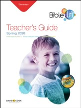 Bible-in-Life: Elementary Teacher's Guide, Spring 2020