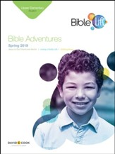 Bible-in-Life: Upper Elementary Bible Adventures Student Book, Spring 2019