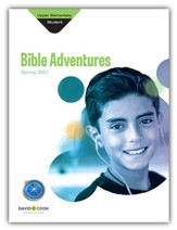 Bible-in-Life: Upper Elementary Bible Adventures (Student Book), Spring 2021
