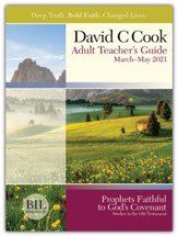 Bible-in-Life: Adult Comprehensive Bible Study Teacher's Guide, Spring 2021