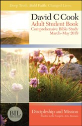 Bible-in-Life: Adult Student Book, Spring 2019