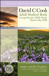 Bible-in-Life: Adult Student Book, Spring 2020