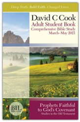 Bible-in-Life: Adult Comprehensive Bible Study Student Book, Spring 2021