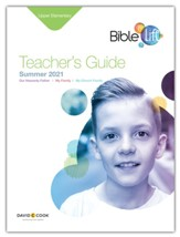 Bible-in-Life: Upper Elementary Teacher's Guide, Summer 2021