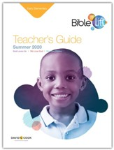 Bible-in-Life: Early Elementary Teacher's Guide, Summer 2020