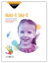 Bible-in-Life: Early Elementary Make It Take It (Craft Book), Summer 2021