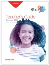 Bible-in-Life: Elementary Teacher's Guide, Summer 2020
