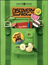 Bible-in-Life: Elementary Discovery Pack (Craft Book), Summer 2019