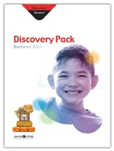 Bible-in-Life: Elementary Discovery Pack (Craft Book), Summer 2021