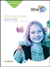Bible-in-Life: Upper Elementary Bible Adventures Student Book, Summer 2020