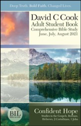 Bible-in-Life: Adult Comprehensive Bible Study Student Book, Summer 2021