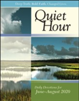Bible-in-Life/Echoes: The Quiet Hour Devotional, Summer 2020
