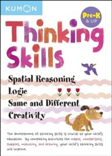 Thinking Skills Grades Pre-K & Up
