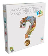 Concept Kids Animals Game