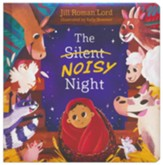 The Silent Noisy Night Boardbook
