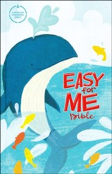 CSB Easy for Me Bible for Early Readers, hardcover