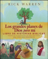 Los grandes planes de Dios para mi (God's Big Plans for Me)