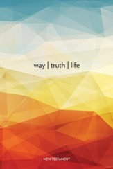 NABRE Way Truth Life, New Testament