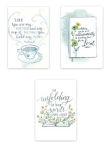 Unfolding of Your Word Cards, Box of 15