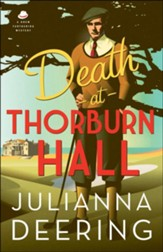 Death at Thorburn Hall (A Drew Farthering Mystery Book #6) - eBook