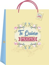 Te quiero bolsa de regalo, mediana (I Love You Medium Gift Bag)
