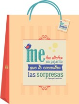 Sorpresas bolsa de regalo, mediana (Surprises Medium Gift Bag)
