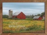 The Best Memories Are Made On the Farm Framed Art