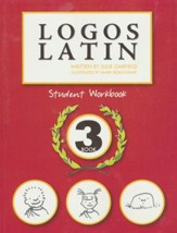 Logos Latin 3 Student Workbook  - Slightly Imperfect