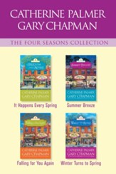 Four Seasons Collection: Happens Every Spring, Summer Breeze, Falling for You Again, Winter Turns - eBook