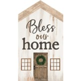 Bless Our Home House Sign