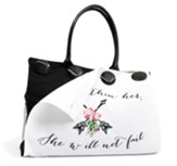 God is Within Her, Button Up Tote