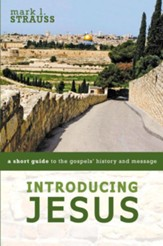 Introducing Jesus: A Short Guide to the Gospels' History and Message - eBook