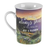 May the Sun Always Shine Mug