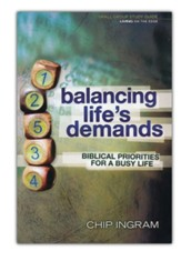 Balancing Life's Demands Study Guide