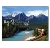 Lord, How Majestic is Your Name In All the Earth Wall Art