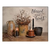 Blessed Are the Pure in Heart Wall Art