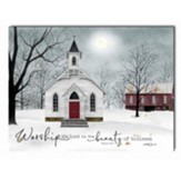 Worship the Lord in the Beauty of Holiness Wall Art