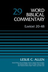 Ezekiel 20-48, Volume 29 - eBook