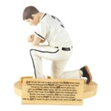 Hear Our Prayer, Baseball Player, Figurine