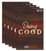 Doing Good Study Guide, pack of 5