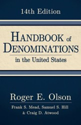 Handbook of Denominations in the United States, 14th Edition - eBook
