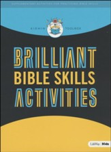 KidMin Toolbox: Brilliant Bible Skills Activities