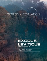 Exodus & Leviticus - Leader Guide, eBook (Genesis to Revelation Series)