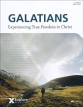 Explore the Bible: Galatians, Bible Study Book