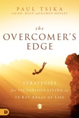 The Overcomer's Edge: Strategies for Victorious Living in 13 Key Areas of Life - eBook