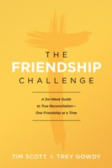 The Indivisible Challenge: A Six-Week Guide to True   Reconciliation-One Friendship at a Time --Ebook