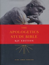 KJV Apologetics Study Bible, Hardcover, Hardcover