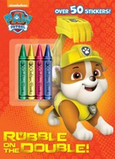 Paw Patrol: Rubble on the Double!