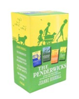 The Penderwicks Softcover Boxed Set, 4 Books