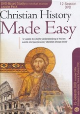 Christian History Made Easy: The First Christians AD 1-100 Session 1 [Streaming Video Rental]